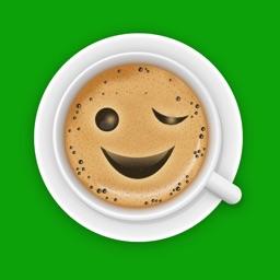 CoffeeMoji - Coffee Lover Emoji & Stickers