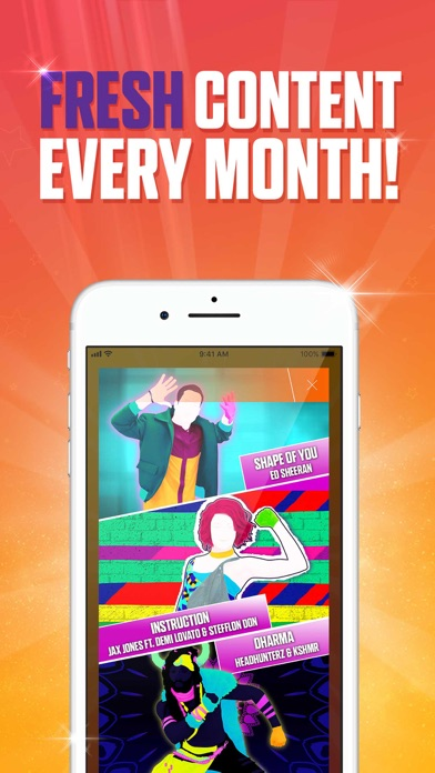 Just Dance Now App Reviews - User Reviews of Just Dance Now