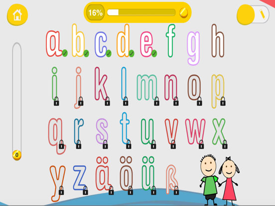 CHIMKY Trace German Alphabets | App Price Drops