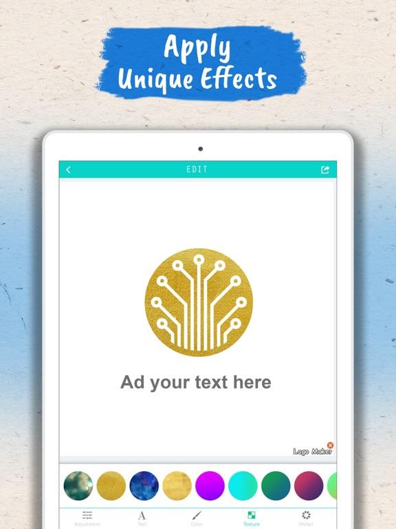 Screenshot #3 for Logo Maker - Logo Creator .