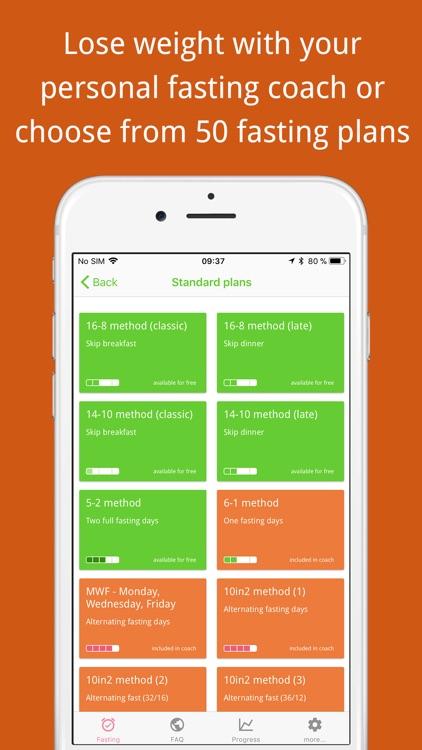 BodyFast Intermittent Fasting screenshot-4