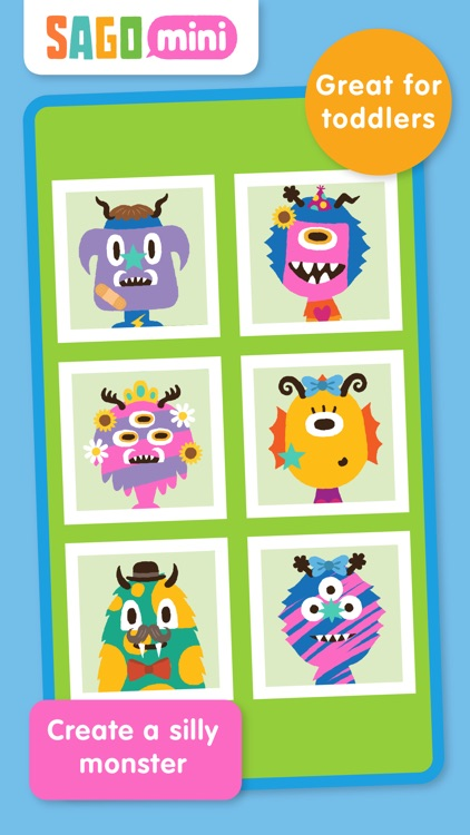 Sago Mini Monsters screenshot-0