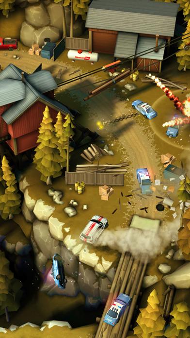 Smash Bandits Racing ScreenShot4