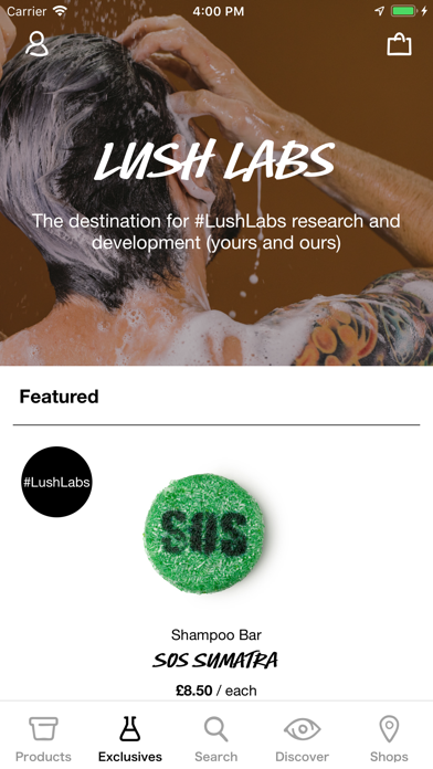 Download Lush Fresh Handmade Cosmetics for Pc