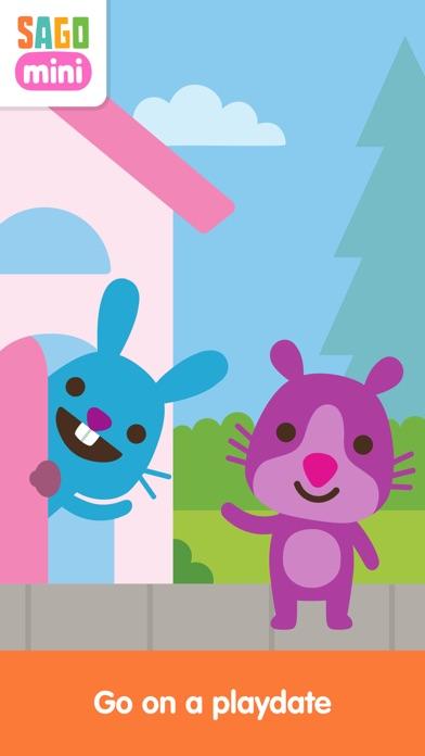 Sago Mini Friends screenshot 1