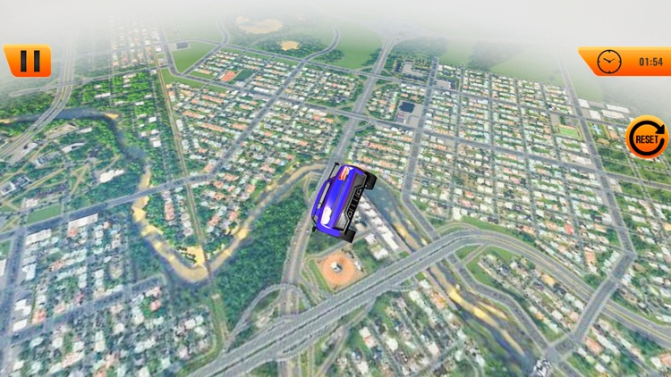 Extreme Car Stunts Driving screenshot-3