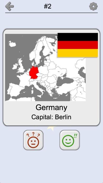European Countries - Maps Quiz - App - Mobile Apps - TUFNC