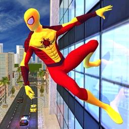 Super Hero Fight Mad City: Future Battle