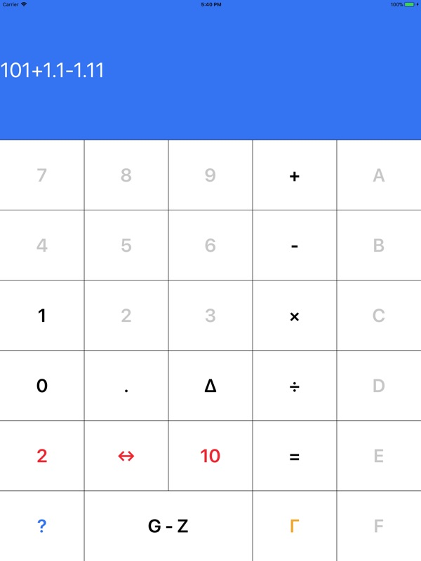Binarycalc - Binary Calculator - Online Game Hack and Cheat