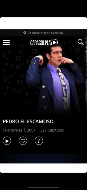 Caracol Play en App Store