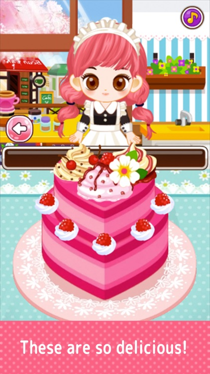 Cake Bakery Cooking Chef screenshot-4