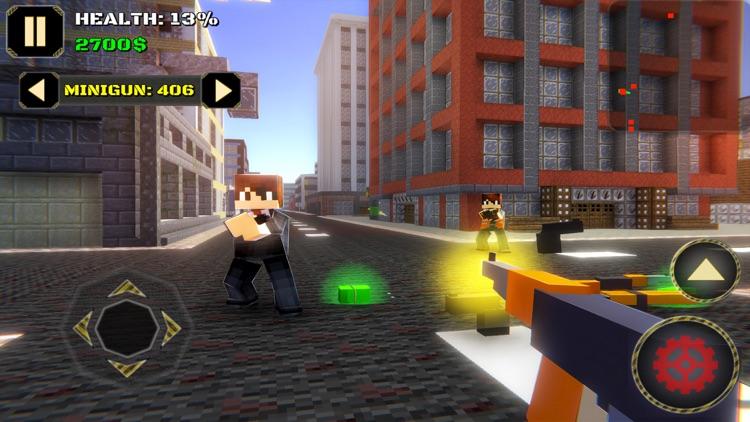 Royale Battle Craft City 3D screenshot-3