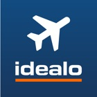 idealo flights: cheap tickets icon
