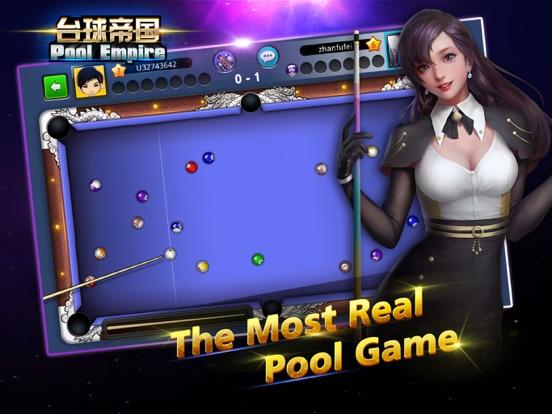 Pool Empire - бильярд Game на iPad
