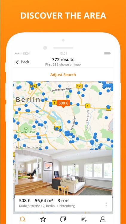 ImmobilienScout24: Real Estate screenshot-3