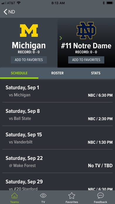 download College Football App apps 8