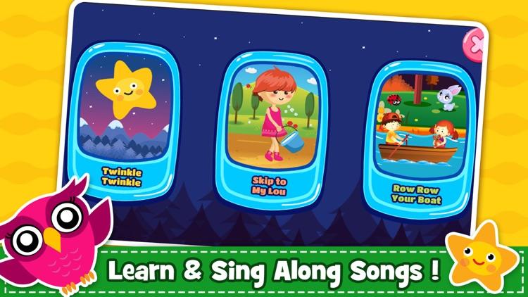 Kids Nursery Rhymes and Games screenshot-4