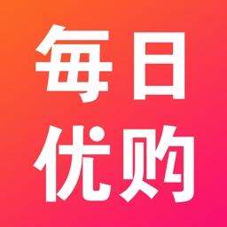 每日优购-爱微淘蘑菇柚子街·一淘闲鱼优惠券返利网