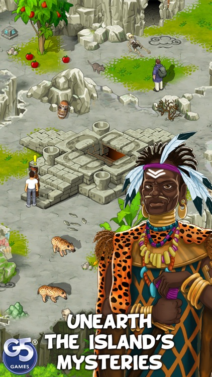 The Island Castaway® screenshot-4