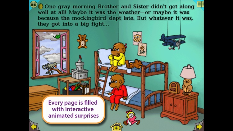 In A Fight, Berenstain Bears screenshot-3