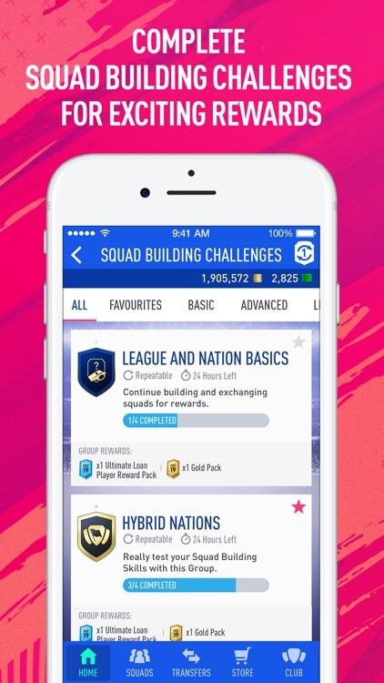 EA SPORTS™ FIFA 19 Companion screenshot-3
