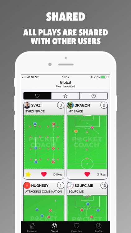 Pocket Coach for Soccer screenshot-4
