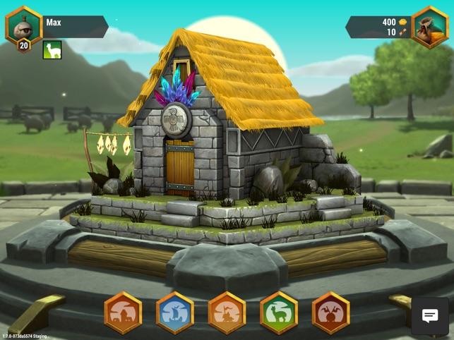 Catan Universe Screenshot