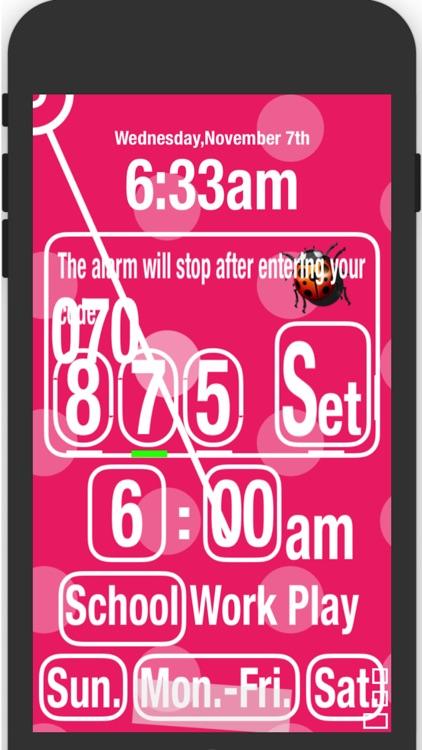 alarm clock. screenshot-8