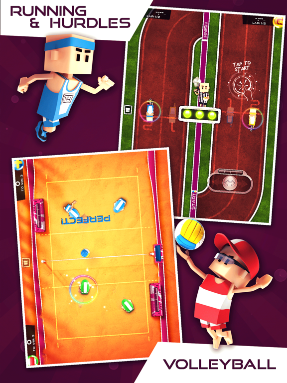 Screenshot #6 pour Flick Champions Summer Sports
