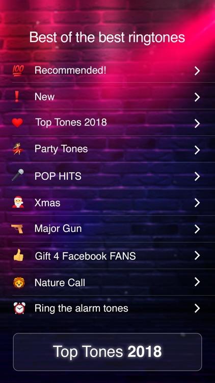 Music Ringtones for iPhone screenshot-5