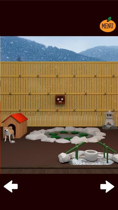 脱出ゲーム Kotatsu こたつのある古民家からの脱出 - 窓用