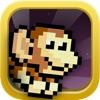 Cosmy Chimp - The flappy story of a monkey bird