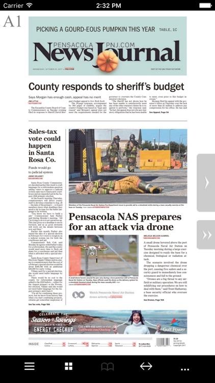 Pensacola News Journal Print