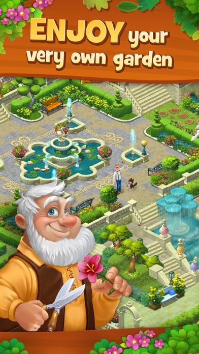 Gardenscapes app image