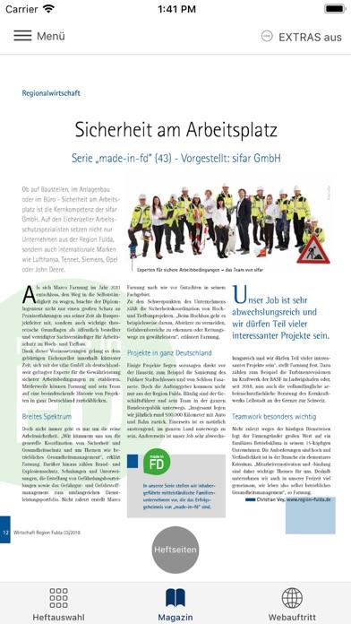 IHK-Magazin FuldaScreenshot von 2