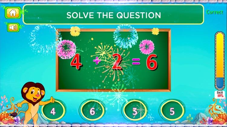 Math Buddy Learning Games screenshot-3