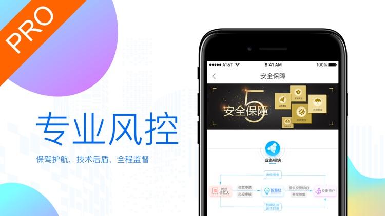 智慧财理财—P2P金融投资理财平台 screenshot-4
