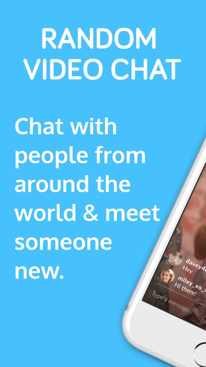 Talk to Strangers - Video Chat