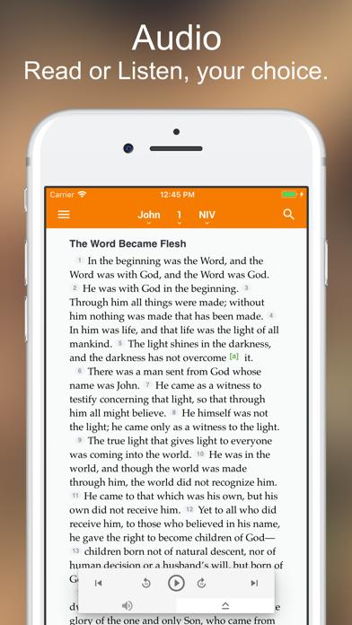 Bible +1 screenshot four