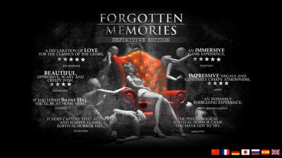 Screenshot from Forgotten Memories