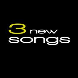 3 New Songs