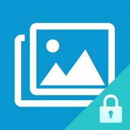 私密相册备份保险箱-指纹密码锁住隐私相册