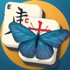Mahjong Butterfly - Solitaire