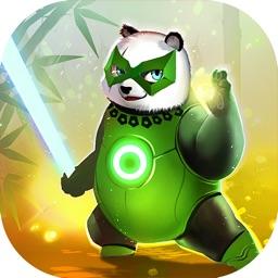 Speedy Panda- Running Game