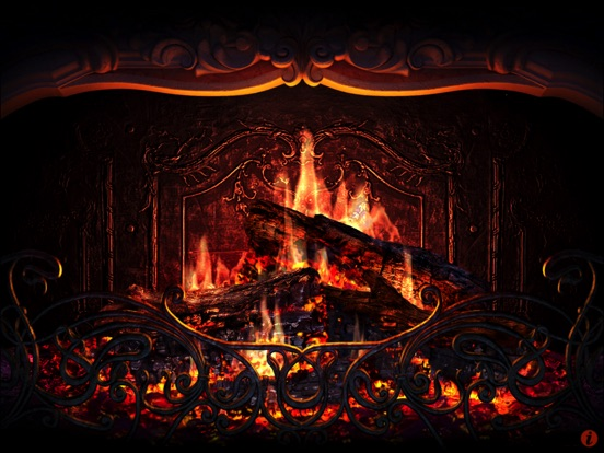 Screenshot #4 for Fireplace 3D