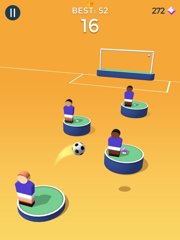 Pop Shot! Soccer screenshot 6
