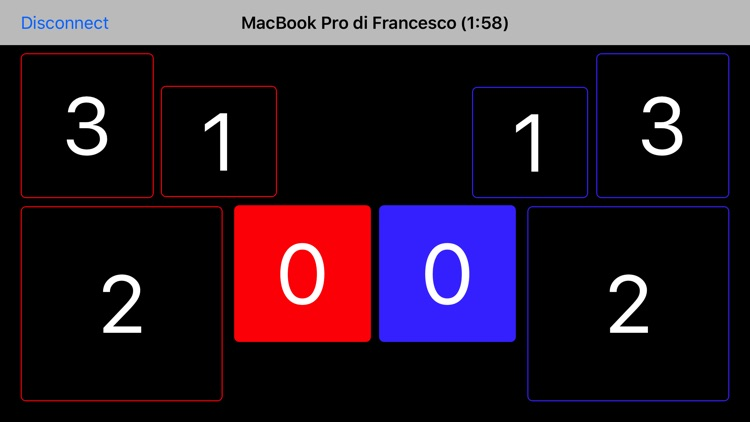 Taekwondo Training Scores screenshot-2
