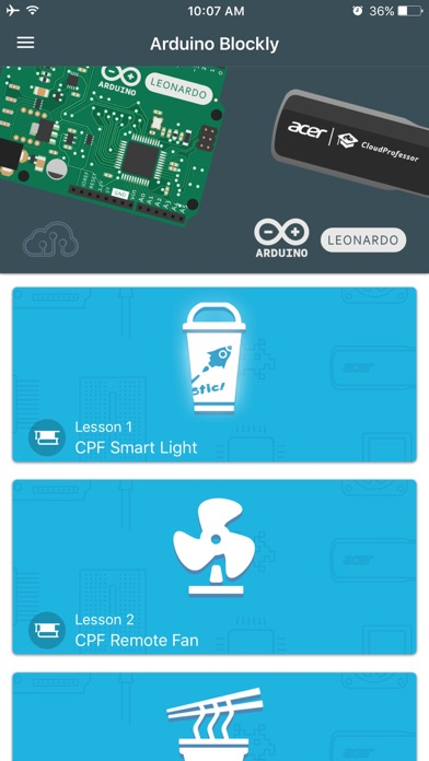 CPF Arduino Blockly by CHAO KUANG YANG (iOS, United States
