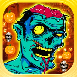 Zombie Match 4 Halloween Game