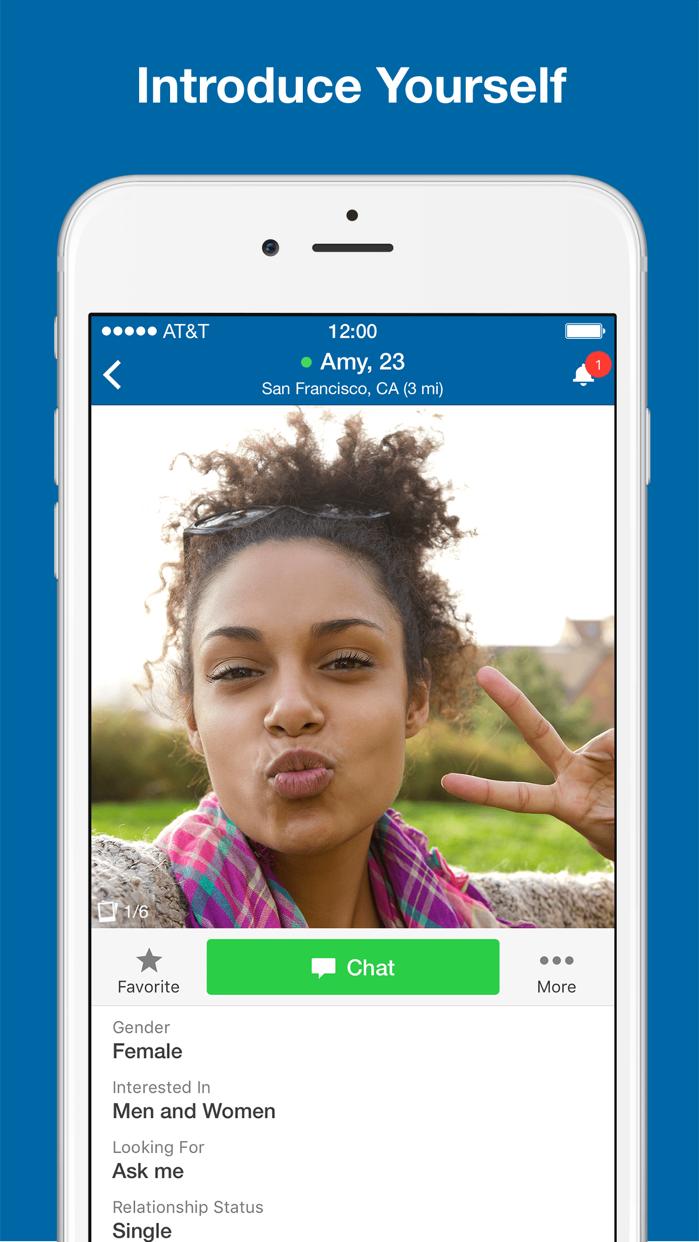 Skout - Chat, Meet New People Screenshot